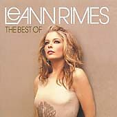The Best Of Leann Rimes - Greatest Hits Cd - How Do I Live / Blue +