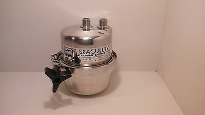 General Ecology Seagull IV Drinking Water stainless steel pressure vessel,