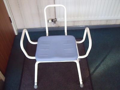 Adjustable Bath / Shower Chair ; Mobility Aid