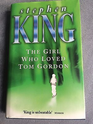 The Girl Who Loved Tom Gordon by Stephen King (Hardback, 1999)signed 1st/1st