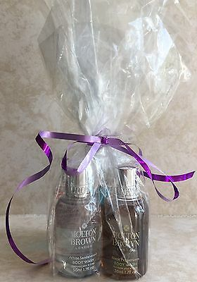 Molton Brown X4 50ml Body Wash In Gift Wrap