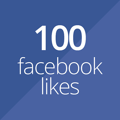 100 Facebook/Business Fan Page/Likes - 100% Safe - LIMITED TIME ONLY
