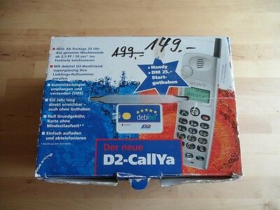 Handy Sonny CMD-CD5 D2-CallYA Box