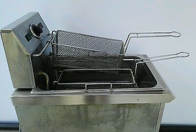 Goldstein benchtop deep fryer commercial