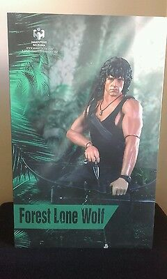HaoYu Toys Forest Lone Wolf 1/6 Rambo figure