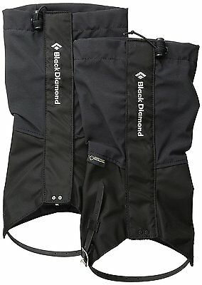 Black Diamond Frontpoint Gaiters, X-Large, Black