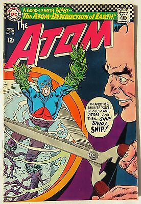 The Atom #24 - DC, 1966 - HIGH GRADE - 9.2 NM Uncertified - Free Shipping!