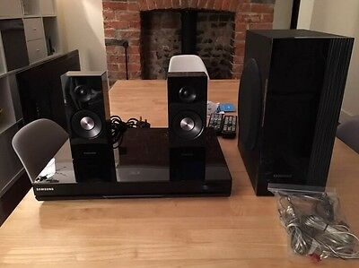 Samsung HT-D5200 3D Blu-Ray Home Theater System