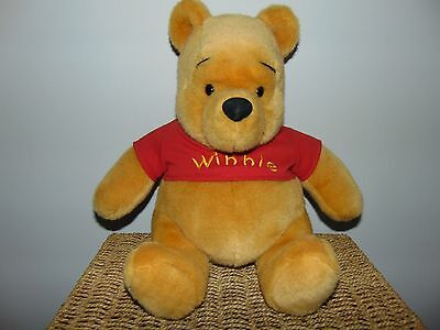Large Winnie The Pooh Bear, COLLECTION OR WILL POST!