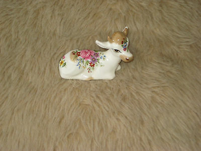 "4"" Szeiler Flowered Cow"