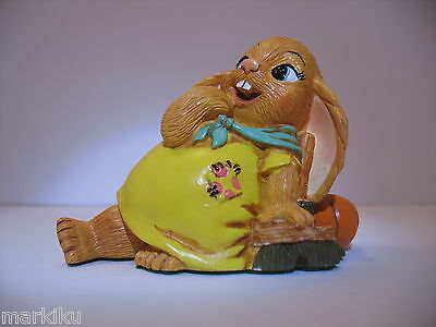 NEW Pendelfin Rella figurine girl  rabbit Bunny w/ Box