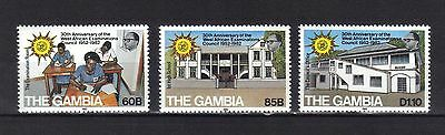 Gambia . West African Examination Council  Mnh 1982