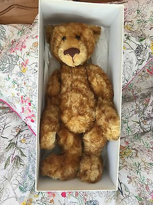 Merrythought Rare Limited Edition Mohair Batic Bear
