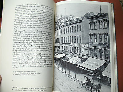 Centennial History First New Haven National Bank Headquarters CT, illust
