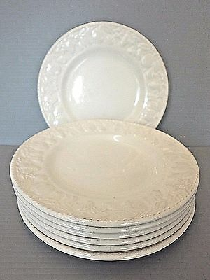 7 x British Home Stores Lincoln Side Plates