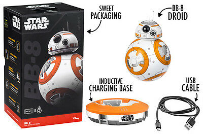 Drone Sphero BB-8 Interaktiver Star Wars [R001-ROW]