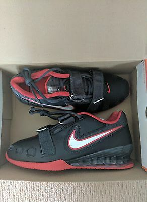 Nike Romaleos 2 weightlifting/powerlifting shoes, size 8.5