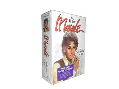 Maude: The Complete Series Seasons 1-6 (DVD, 2015, 19-Disc Set) 1 2 3 4 5 6