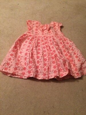 Girls 6-9 Months Matalan Dress
