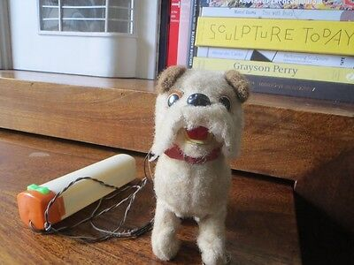 Vintage Toy Dog Small