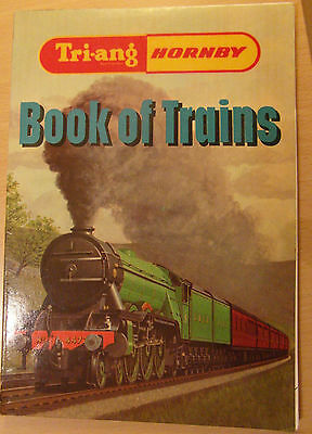 Tri-Ang & Hornby Book Of Trains