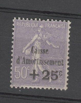 France  Timbres  Neuf **  N° 276   Sans Trace  Beau Timbre Cote   300 €