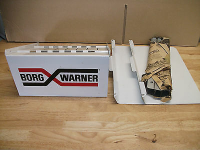 NOS Borg Warner Catalog Holder Rack, BEAUTIFUL Condition NEW Never Used.........
