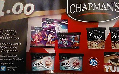 Chapman coupon
