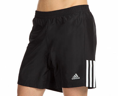 Adidas Performance Men's Oz Dual Essentials 7 Inch Short - Black/White - Medium