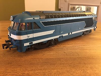 Lima O Gauge SNCF 67001 In Good Condition