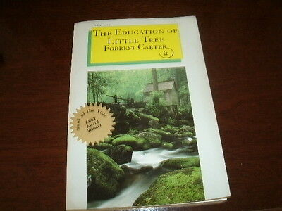the education of little tree paperback Forrest Carter