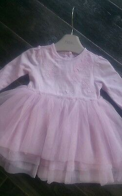 girls next summer dress age 0-3 months 🌸