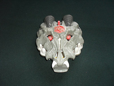 Vintage Bluebird Toy-- Mighty Max Play Set With 2 X Mini Figures