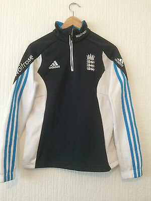 England Official Adidas Cricket Jacket Track Top ..