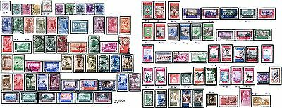 SPANISH MOROCCO Spain colony good collection all different most MNH or used