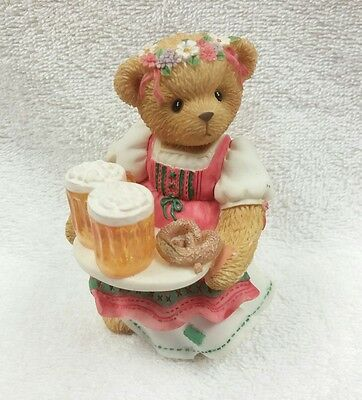 """Cherished Teddies """"Zensi"""" serving up the best just for you"""
