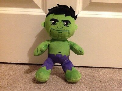 Incredible Hulk Soft Toy