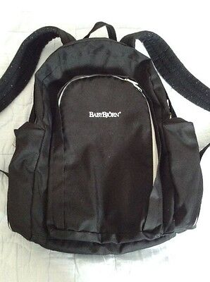 Baby Bjorn back pack/ changing bag