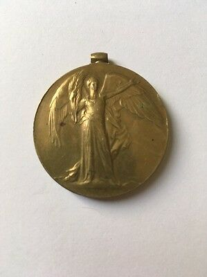 WW1, Victory Medal, Pte P Houriam Liverpool Regiment,