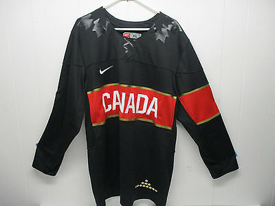 men's pre-owned Nike Team Canada hockey jersey- size- XL