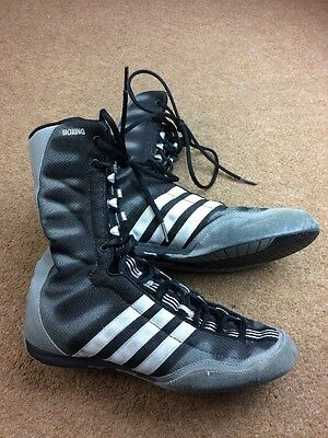 Adidas Boxing Shoes Size  5.5