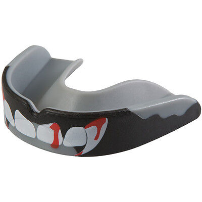 Title Boxing Assassin Mouthguard - Black/Gray
