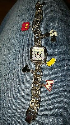 ladies disney  mickey mouse watch fully working