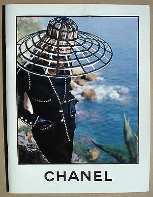 CHANEL Catalog Lookbook S/S 1992 Karl Lagerfeld Claudia Schiffer