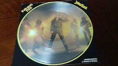 "Judas Priest Limited Edition 3 Track 12"" Single"