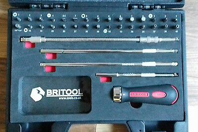 Brotool ratchet screwdriver set 35 pcs  New