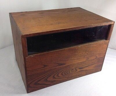 Primitive Display Case, Country Store, Mercantile, Hardware Store, Cigar Shop