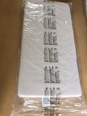 Sprung Cotbed Cot Bed Mattress 140x69