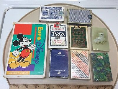 PLAYING CARDS GOLDEN NUGGET HOTEL LAS VEGAS BEE Assorted