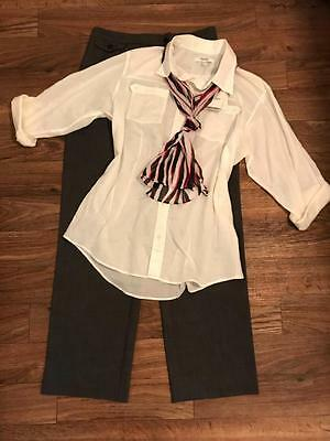 Women's 15 Pc. Casual/Career Clothing and Accessories Lot Sizes 12 & Large